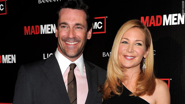 Jon Hamm is missing the marriage chip