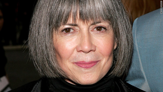 Anne Rice leaves Christianity
