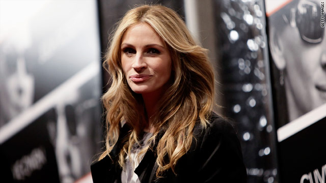 Even Julia Roberts has an insecurity or two