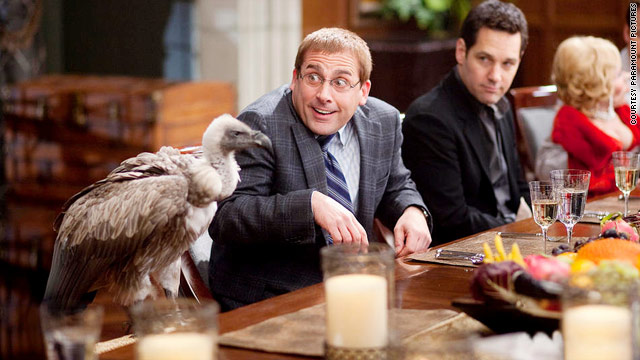 Who's seeing 'Dinner for Schmucks' this weekend?