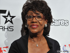 Democratic Rep. Maxine Waters has chosen to face a House ethics trial rather than accept a finding of wrongdoing by the House ethics committee.