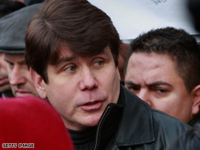 Jurors are done deliberating for the day in the trial of Rob Blagojevich.
