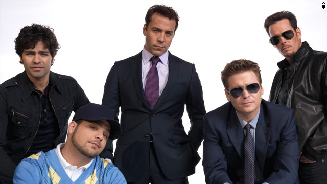 'Entourage' gets 'Ari-fied'