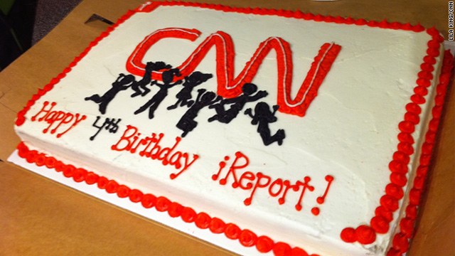 Happy 4th birthday, iReport!
