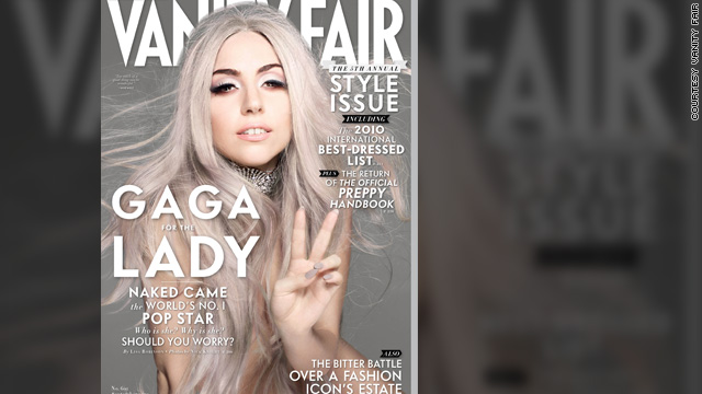 Lady Gaga on sex, drugs and immigration