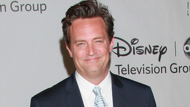 Matthew Perry returns to the small screen
