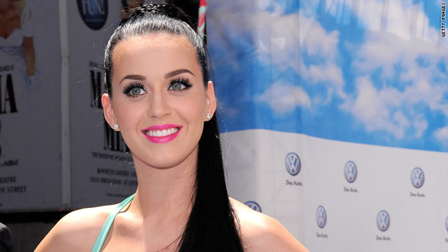 Katy Perry opens up on religious upbringing