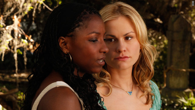 The bodies hit the ground on 'True Blood'