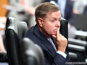 Sen. Lindsey Graham was censured by yet another GOP state county party Monday night.