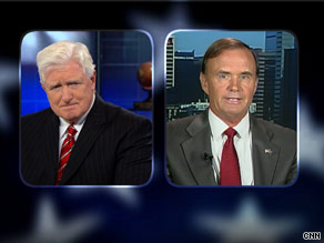 Rep. James Moran and Rep. Brian Bilbray sparred over calls by some Republicans for a review of the 14th Amendment.