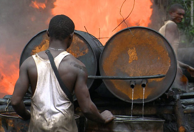 Ijaw People Development Initiative warned military to stop destroying local refineries in Niger Delta, challenging that such refineries are not illegal