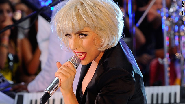 Lady Gaga tops MTV VMA nominations