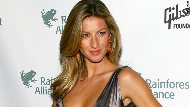 Gisele Bundchen: Breastfeeding should be a law