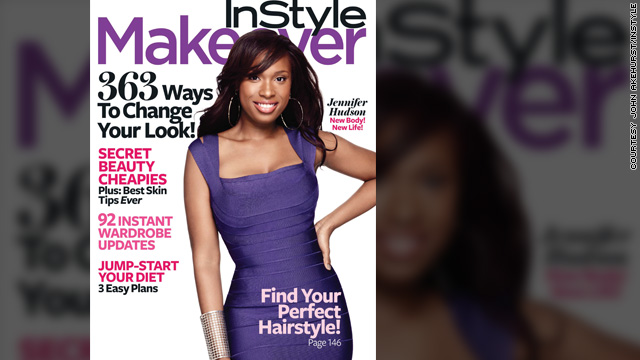 Jennifer Hudson goes from size 16 to size 6