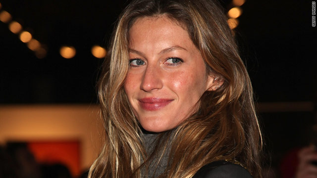 Gisele Bundchen: I'm not here to judge