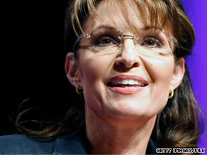 'I think he's in over his head,' former governor Palin said of the president.