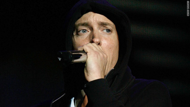 Eminem opens up on Brittany Murphy's death