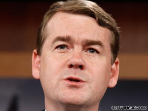 Sen. Michael Bennet is pushing back against a critical report published Friday in the New York Times.