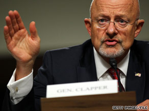 James Clapper was confirmed unanimously by the Senate Thursday night to be the nation's next intelligence chief.