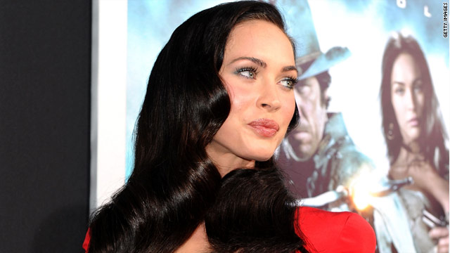 Megan Fox donating salary from Eminem music video