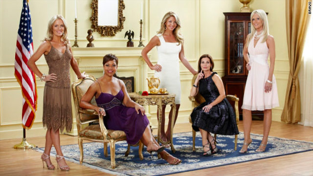 Meet the &#039;Real Housewives of D.C.&#039;