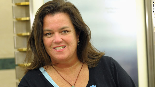 Rosie O'Donnell gets OWN show