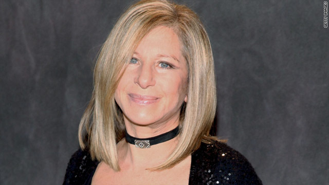 Babs on Aniston: If only she had a nose bump