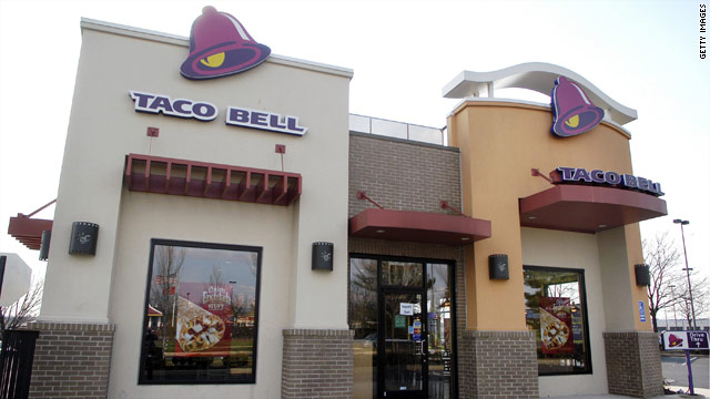 Taco Bell Linked To Salmonella Probe after 68 People Fall ILL In 10 States