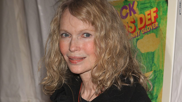 Behind the Scenes on &#039;Showbiz Tonight&#039;: Mia Farrow testifies on &#039;blood diamonds&#039;