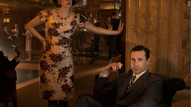 'Mad Men' goes back to Cali