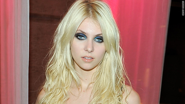 Taylor Momsen jokes about the Catholic church