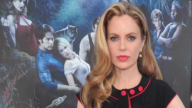'True Blood' actress: I'm always hungry