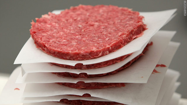 1 million pounds of ground beef recalled