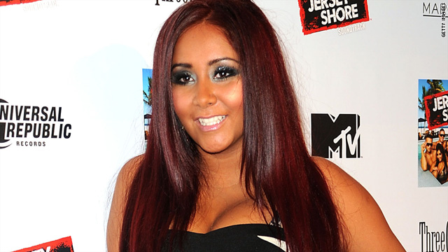 Snooki is 'too pretty to be in jail'