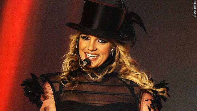 Britney Spears is headed to 'Glee'