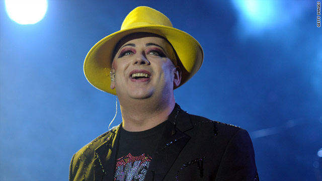 Boy George questions Gaga's occasional drug use