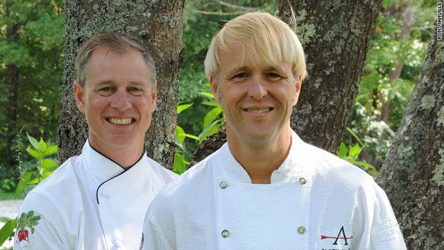 5@5 - Chefs Mark Gaier and Clark Frasier