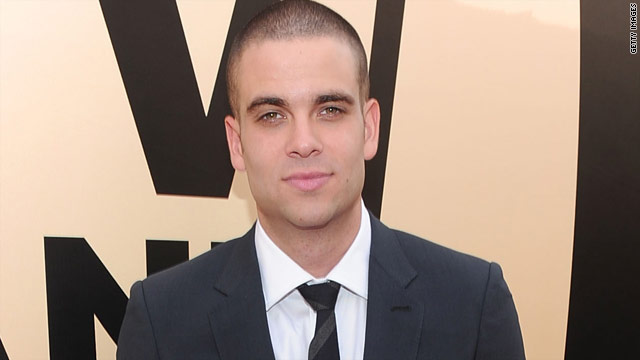 'Glee's' Mark Salling: I'm not with Vienna Girardi
