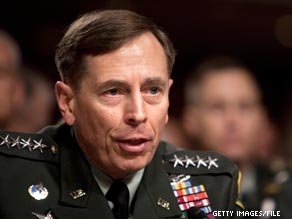 At his Senate confirmation hearing, Gen. David Petraeus emphasized that the July 2011 date is 'the beginning of a process, not the date when the U.S. heads for the exits.'