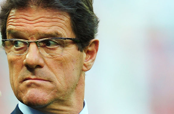 Has Capello lost the plot?
