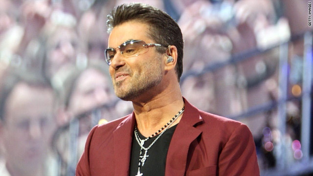 George Michael charged with alleged drug posession