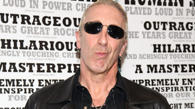 Ohio town changes name in honor of Dee Snider