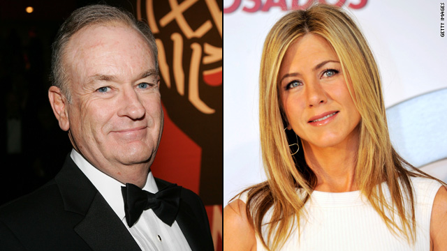 Behind the Scenes on 'Showbiz Tonight': Aniston fires back at O'Reilly