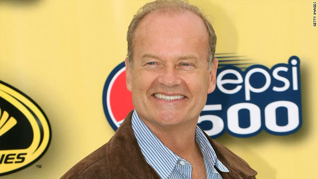 Baby No. 5 on the way for Kelsey Grammer
