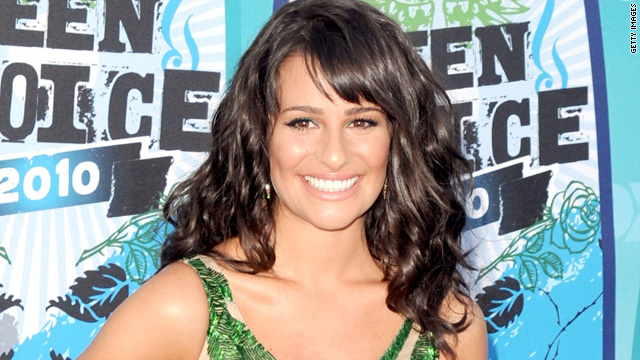 Lea Michele really, really wants JT to do 'Glee'