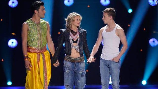 The winner of 'SYTYCD' is...