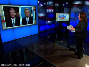 Reps. Chris Van Hollen and Kevin McCarthy debated economic policy Sunday on CNN's State of the Union.