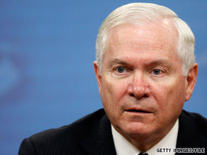 Defense Secretary Robert Gates wants to retire sometime next year, a Pentagon spokesman confirmed Monday.