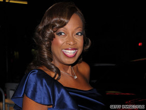 Star Jones, formerly a host on the daytime talk show 'The View,' recorded a robocall for Florida Democratic candidate Jeff Greene.