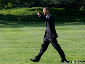 President Barack Obama will visit Menomonee Falls, Wisconsin, on Monday.
